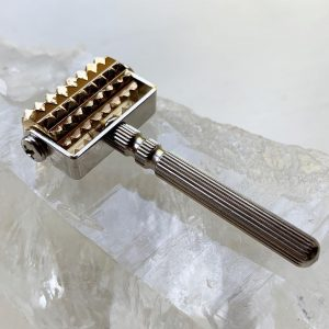 Eight Point Star Facial Roller